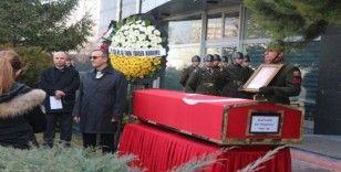 Yüksek Kurumda Suat İlhan için cenaze merasimi düzenlendi