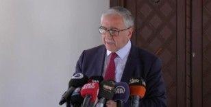 KKTC Cumhurbaşkanı Akıncı: 'Kapalı Maraş böyle atıl kalmamalı elbette'