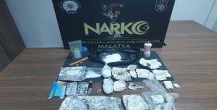 Malatya'da uyuşturucu operasyonu: 7 gözaltı