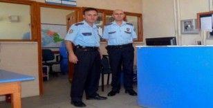 Emekli polis memuru yaşamını yitirdi