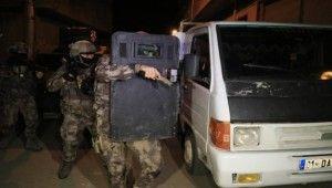 Adana'da sosyal medyada terör operasyonu
