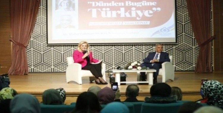 Usta gazeteciler Sultangazililerle buluştu