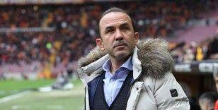 Mehmet Özdilek'ten istifa açıklaması
