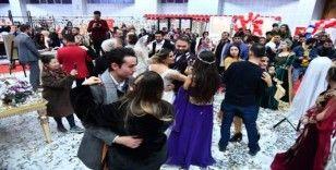 Isparta'da Evlilik Festivali