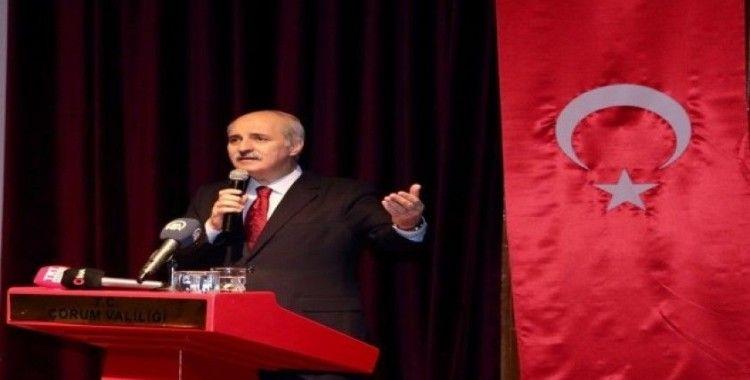 AK Parti Genel Başkanvekili Kurtulmuş: 'İskilipli Atıf Hoca siyasi tartışmaların tarafı olmamalıdır'