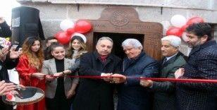 Tarihi Ali Saip Paşa Hamamı açıldı