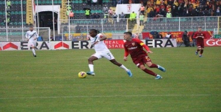Süper Lig: Denizlispor: 0 - Kayserispor: 1 (Maç Sonucu)