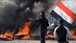 Bağdat'ta olaylı gece: 1 ölü, 11 yaralı