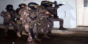 Bursa'da terör operasyonu: 19 gözaltı
