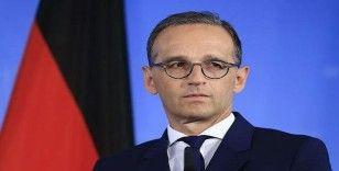 Almanya Dışişleri Bakanı Maas: 'Rusya, İdlib konusunda Esad rejiminin nüfuzunu kullanmalı'