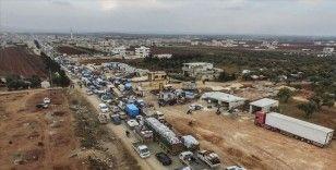 BM: İdlib'de son 3 ayda çatışmalar yüzünden 830 bin kişi yerinden edildi