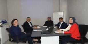 Düzce İl istihdam mesleki eğitim kurulu toplantısı gerçekleştirildi