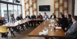 Kütahya'da Birlik Vakfı'nın yeni yönetimi belirlendi