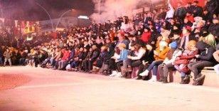 Ferhat ile Şirin aşıklar festivali Amasya'da yapıldı