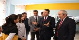 Amasya'da Müzik Atölyesi açıldı