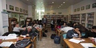 Öğrencilerin ders çalışma ortamları iyileştiriliyor