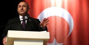 Bakan Çavuşoğlu: 'Hafter'in ihlallerini ve saldırganlığının durdurması gerek'