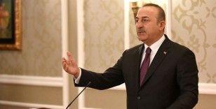 Bakan Çavuşoğlu: 'Libya'da Birleşmiş Milletler çatısı altında denetim mekanizması kurulmalı'