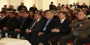 Prof. Dr. Nurullah Genç'in 'Başarı Bedel İster' Konferansına büyük ilgi gösterildi