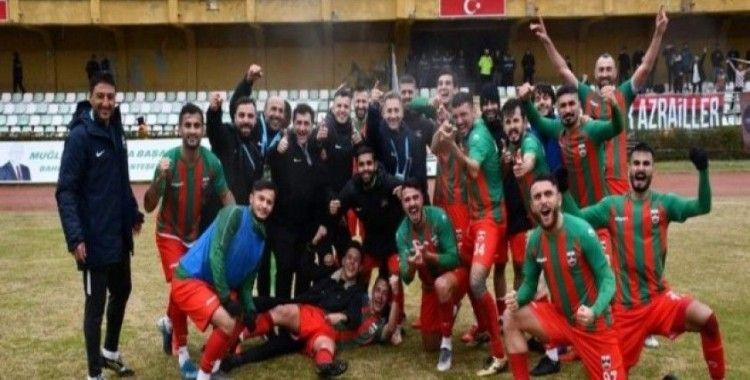 Diyarbekirspor'dan Play-Off yolunda dev adım