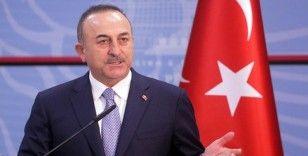 Bakan Çavuşoğlu: 'Bazı ülkeler de birilerini öldürüp, ABD'ye para vererek sessiz kalmasını sağlıyor'