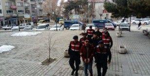Eskişehir'de küçükbaş hayvan hırsızları tutuklandı