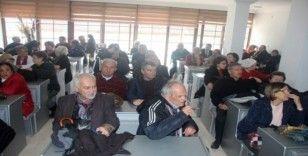 Kuşadası ADD seçimlerinde gazeteciyi kovdular