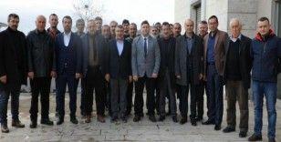 """Başkan Şayir, """"Amacımız yeni Dilovası için büyük adımlar atmak"""""""