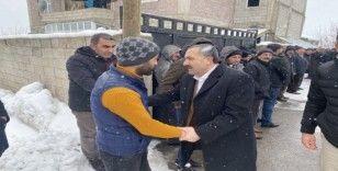 """AK Parti'li Arvas: """"Van'da genel hayatı etkileyen bir kış yaşıyoruz"""""""