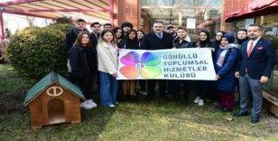 Anadolu Üniversitesinden Dünya Kediler Günü'nde anlamlı etkinlik