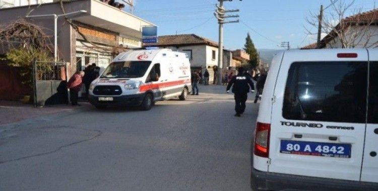 Osmaniye'de bıçaklı kavga: 2 yaralı