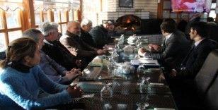 Yerel basının sorunlarını Amasya'da masaya yatırıldı