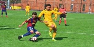 Aliağaspor FK 1 puana razı oldu