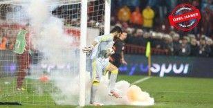 Trabzonspor - Fenerbahçe yüksek gerilim hattı