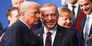 Beyaz Saray: Trump Erdoğan'a teşekkür etti