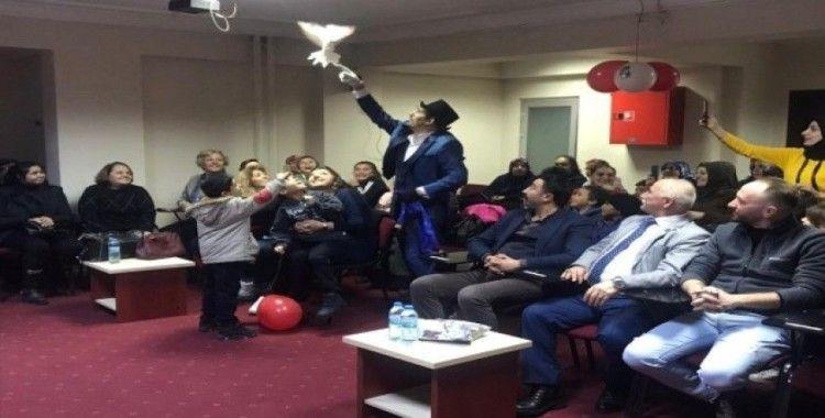 MHP Kocasinan İlçe Teşkilatı'ndan Otizmli Çocuklara Unutulmaz Gösteri