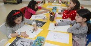 Çankayalı minikler Picasso'yu tanıdı