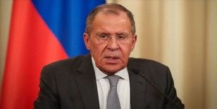 Rusya Dışişleri Bakanı Lavrov: ABD sözde barış planıyla uluslararası hukuku ihlal etti