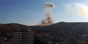 Şam'da patlama: 1 ölü, 2 yaralı