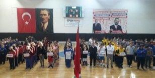 Basketbolun kalbi Amasya'da atıyor