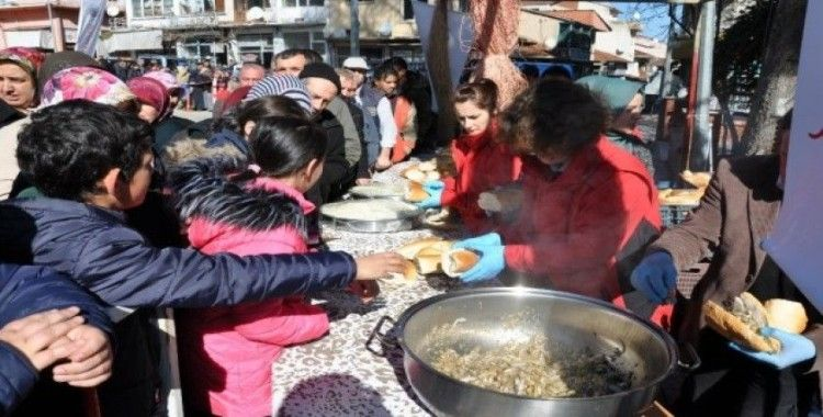 Simav'da Hamsi Festivali