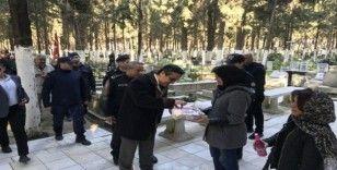 Şehit Fuat Kaplan ölüm yıldönümünde dualarla anıldı
