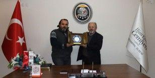 İYC Yurt Müdürü Turhan Çetin Emekli Oldu