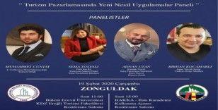 Turizm pazarlamasında yeni nesil uygulamalar Zonguldak'ta konuşulacak