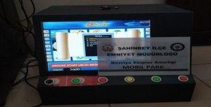 Gaziantep'te aranan 136 şüpheli yakalandı