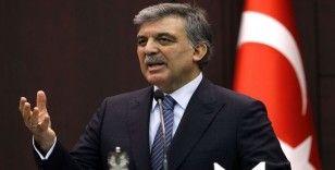 Abdullah Gül'den başkanlık sistemine eleştiri: İstemedim, tercihim parlamenter sistemden yana