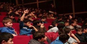 """Nilüfer'de """"Çocuklara Kitap Söyleşisi"""