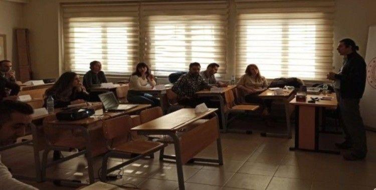 Hakkari'de Erasmus+ve KA2 Proje Hazırlama Eğitimi