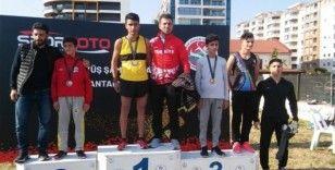 Yürüyüşte Türkiye şampiyonları Malatya'dan