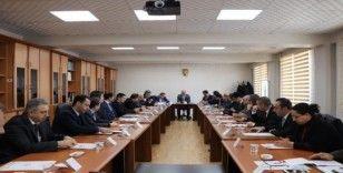 Tarım Koordinasyon toplantısı gerçekleştirildi